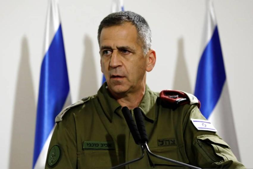 رئيس الأركان الإسرائيلي أفيف كوخافي. (من المصدر)