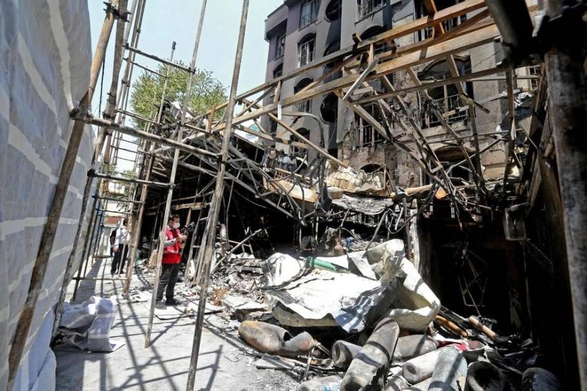 شهدت البلاد عدة انفجارات خلال الأسبوع الأخير.(أرشيف)