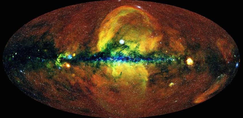 صورة بأشعة X تقدم أشمل خريطة للسماء على الإطلاق