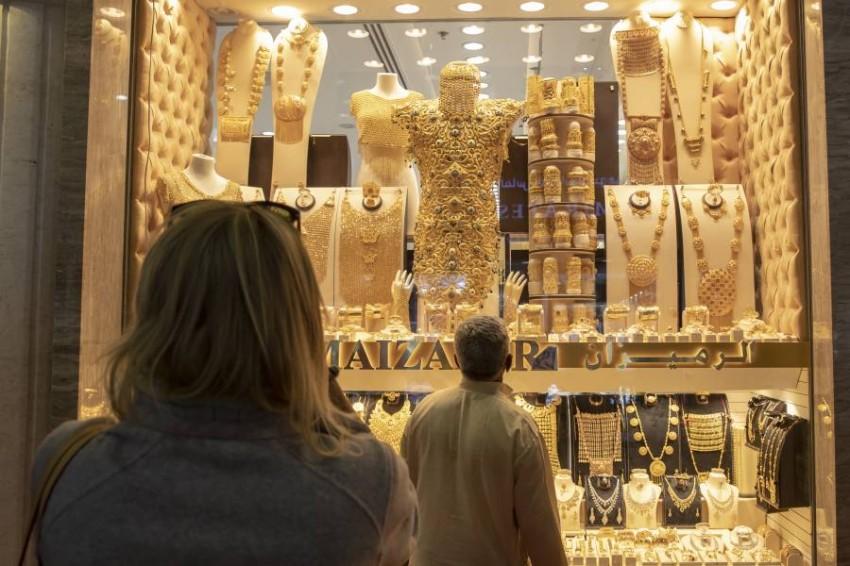 سوق الذهب في ديرة، دبي (تصوير عماد علاءالدين)