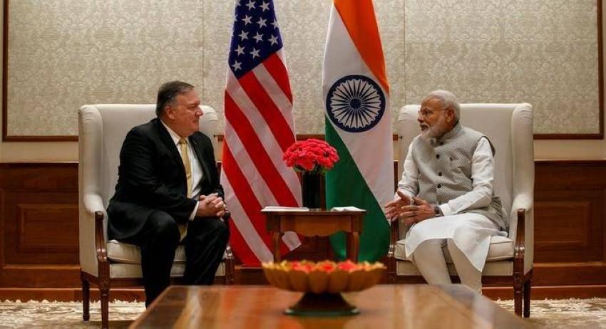 العلاقات الأمريكية-الهندية المستفيد من الأزمة. (رويترز - أرشيفي)