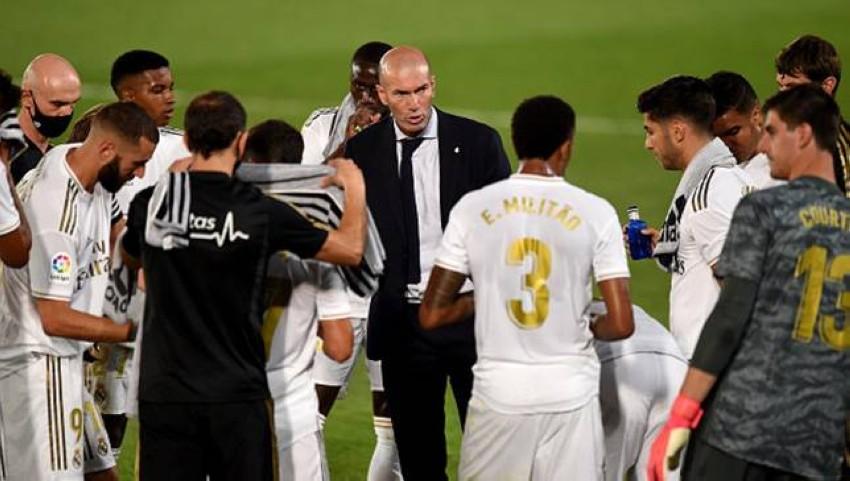 ريال مدريد. (Getty Images)