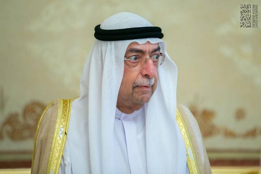 الشيخ أحمد بن سلطان القاسمي
