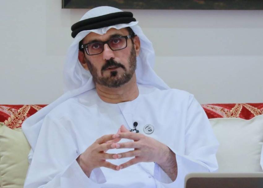 وزير التربية والتعليم المهندس حسين الحمادي.