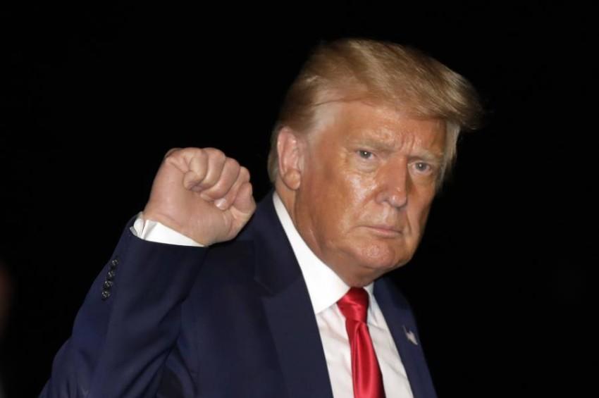 الرئيس الأمريكي. (إي بي أيه)
