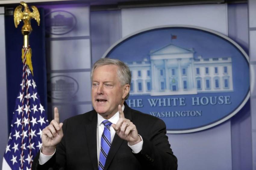 كبير موظفي البيت الأبيض مارك ميدوز. (رويترز)