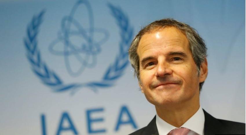 المدير العام للوكالة الدولية للطاقة الذرية. (رويترز)