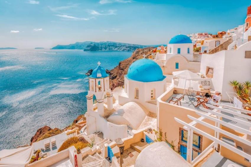 أهم 5 أنشطة سياحية في اليونان - أخبار صحيفة الرؤية