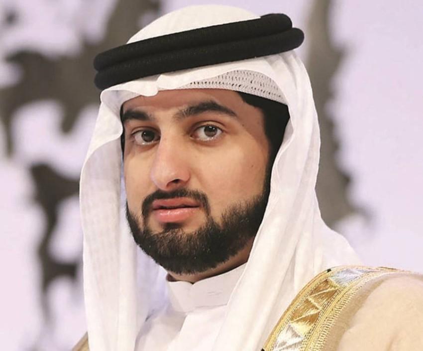 أحمد بن محمد بن راشد آل مكتوم.