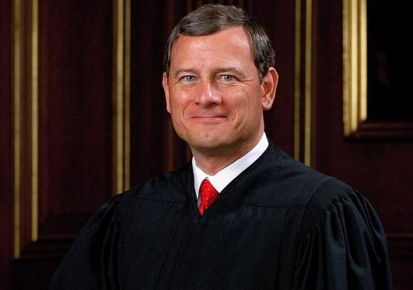 جون جلوفر روبرتس - رئيس المحكمة العليا الأمريكية
