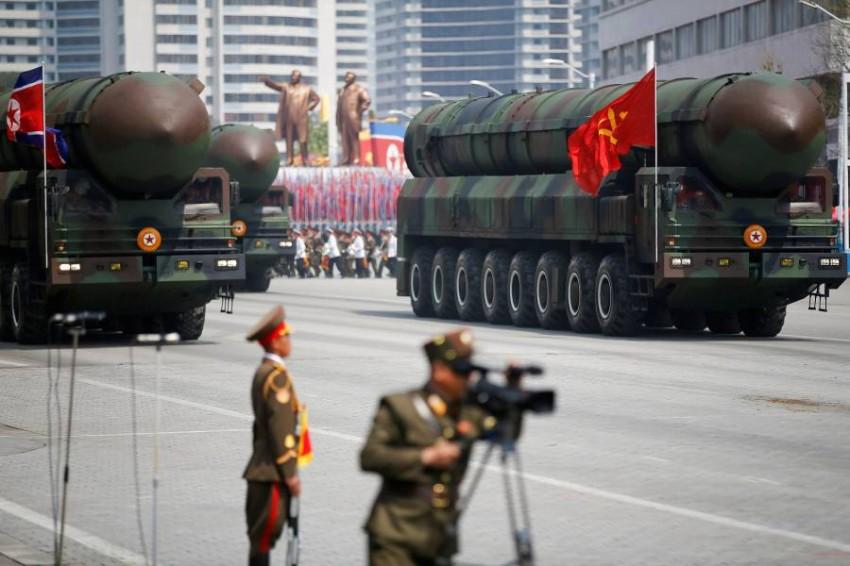 كوريا الشمالية تحرز تقدماً في تطوير أسلحة نووية - رويترز
