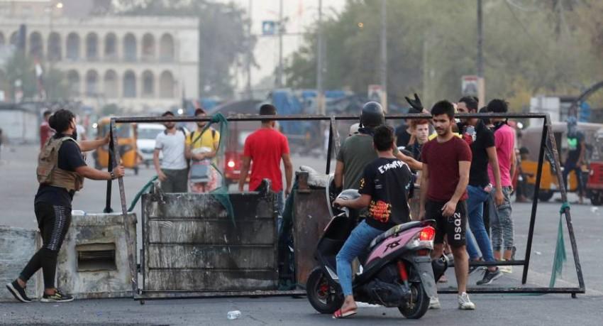 فرض العراق حظر تجول صارماً لمواجهة تفشي الفيروس - رويترز