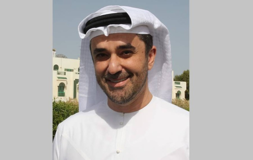 عمر غباش.