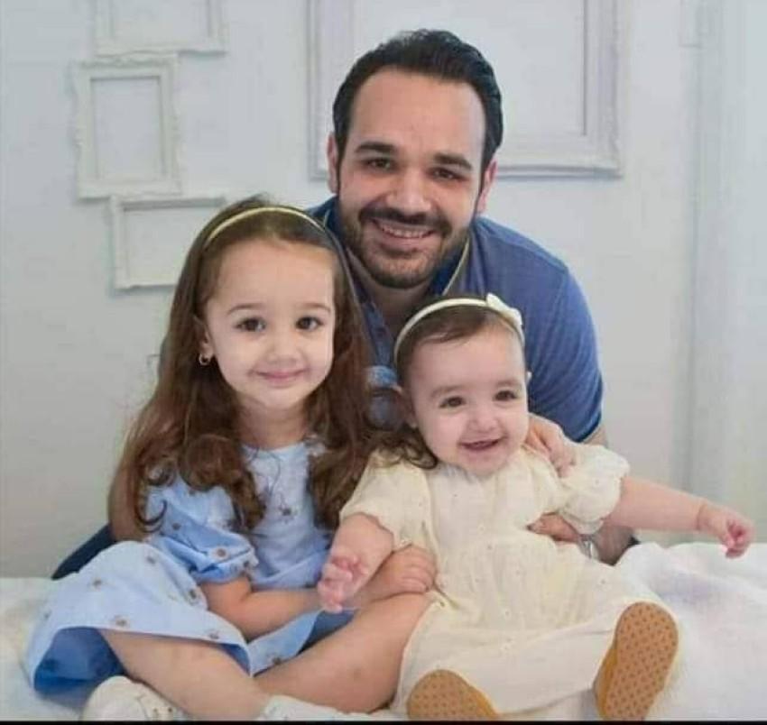 سوشيال ميديا تنعى وفاة الشاب أيمن عاصم سليمان الذي توفي في تفجير بيروت.