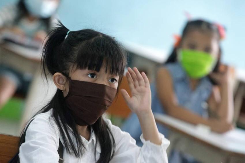 بعض المدارس فتحت أبوابها في إندونيسيا. (إي بي أيه)