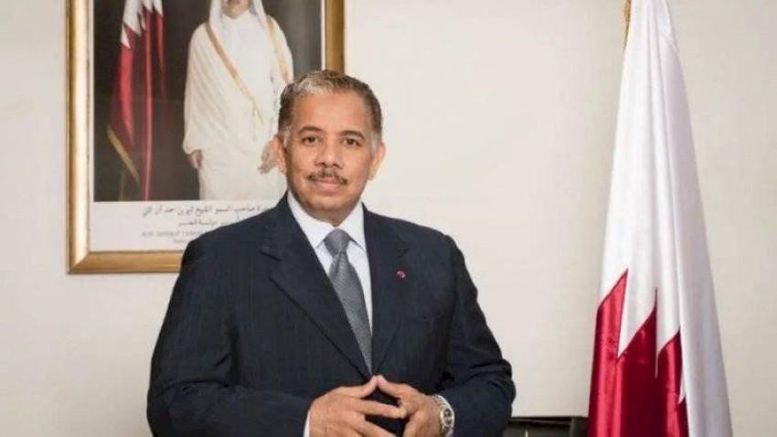 سفير قطر في بلجيكا. (أرشيف)