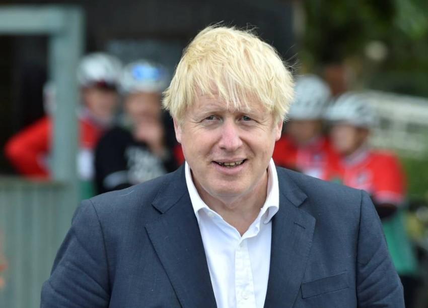 رئيس الوزراء البريطاني بوريس جونسون. (رويترز)