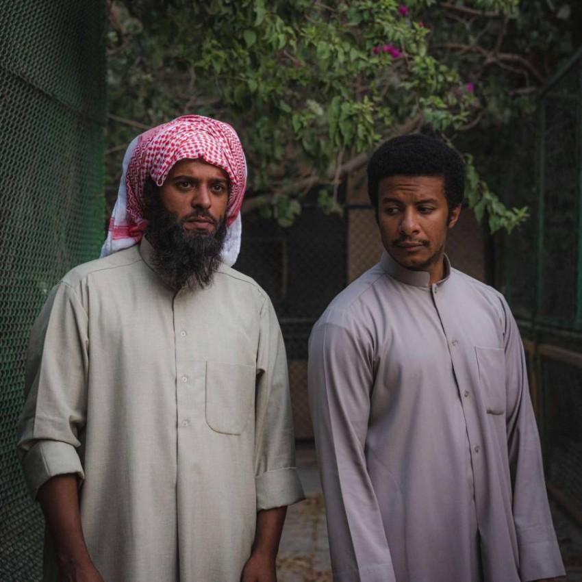 مشهد من الفيلم.