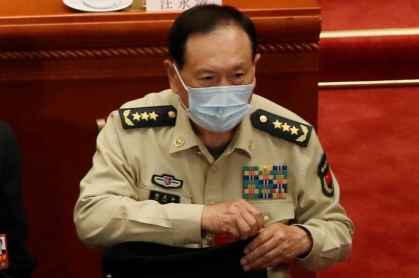 وزير الدفاع الصيني وي فنغ خه. (رويترز)