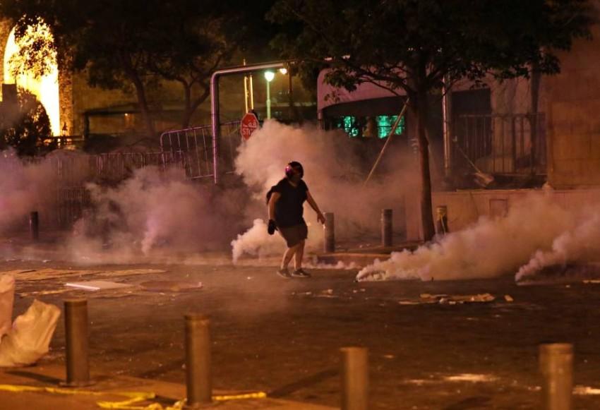 بيروت. (رويترز)