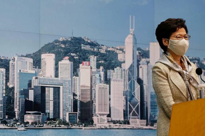الصين تصف العقوبات الأمريكية على هونغ كونغ بـ«الوحشية» - رويترز