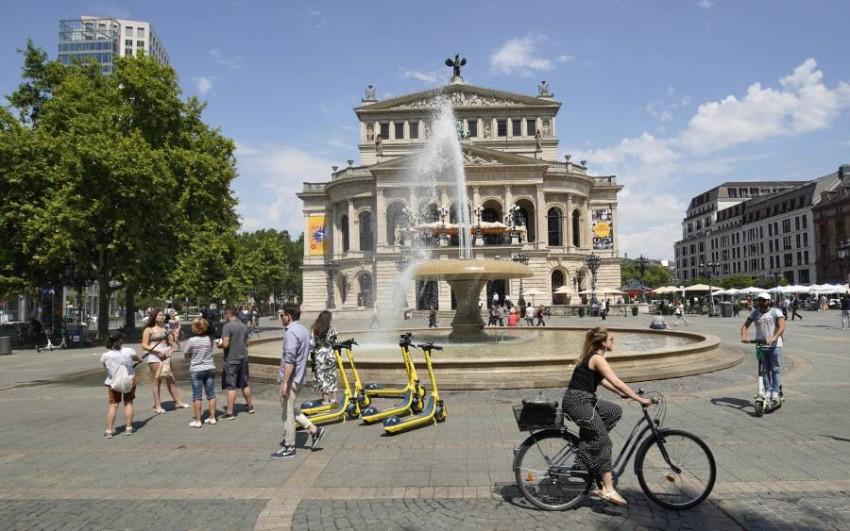 تراجع عدد الشركات المفلسة في ألمانيا في مايو رغم أزمة كورونا. (إي بي أيه)