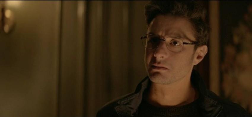 أحمد الفيشاوي في مشهد من «الحارث».