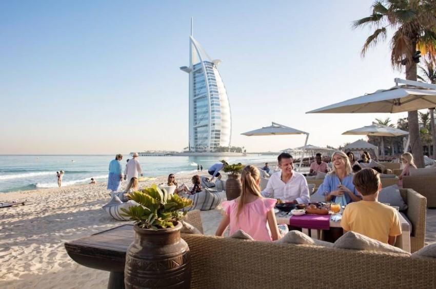 بوادر لتعافي القطاع السياحي في دبي. (الرؤية)
