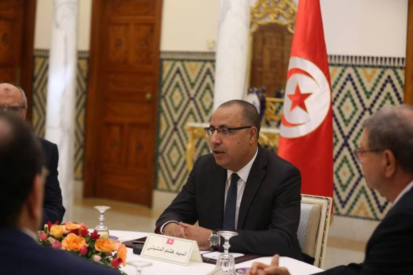 رئيس الوزراء التونسي المكلف هشام المشيشي. (رويترز)