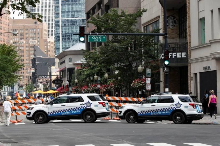 شرطة شيكاغو تعتقل أكثر من 100 شخص أثناء أعمال نهب