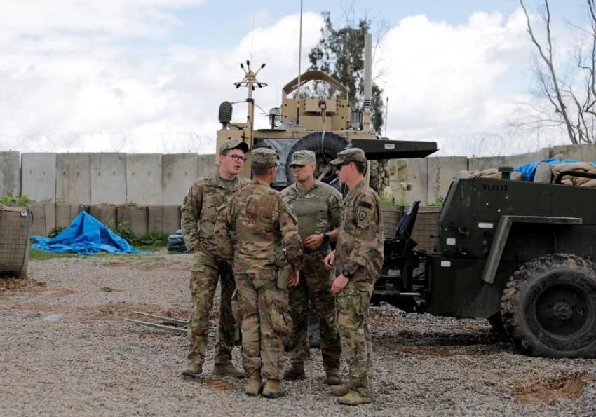 الجيش الأمريكي يحقق في انفجار على الحدود العراقية الكويتية رويترز