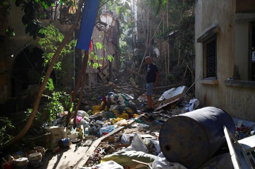 الأمم المتحدة تعتزم إرسال 50 ألف طن من طحين القمح إلى لبنان - رويترز