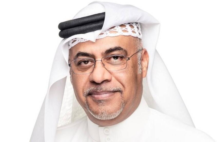 ماجد الجوكر نائب الرئيس التنفيذي للشؤون المؤسسية في مطارات دبي. (الرؤية)