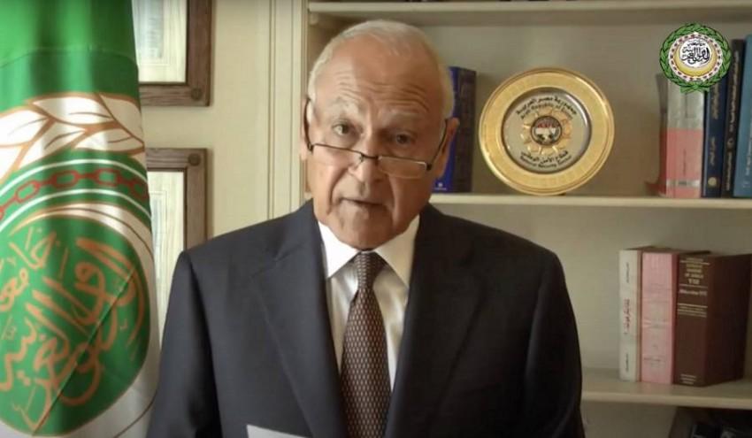 أحمد أبو الغيث.