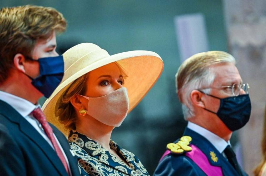 ملكة بلجيكا ماتيلدا