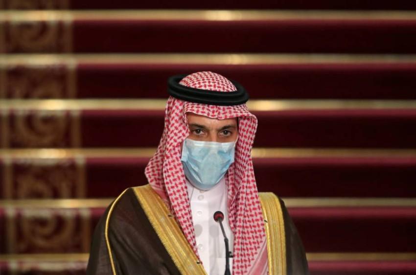 وزير الخارجية السعودي الأمير فيصل بن فرحان. (رويترز)