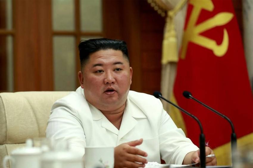 الزعيم الكوري الشمالي. (أ ف ب)