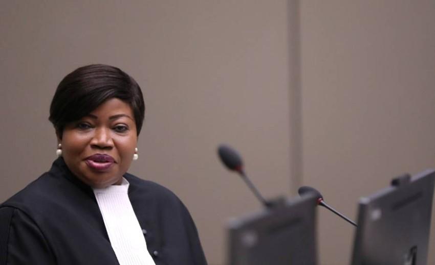 مدَّعية المحكمة الجنائية الدولية فاتو بنسودا. (رويترز)