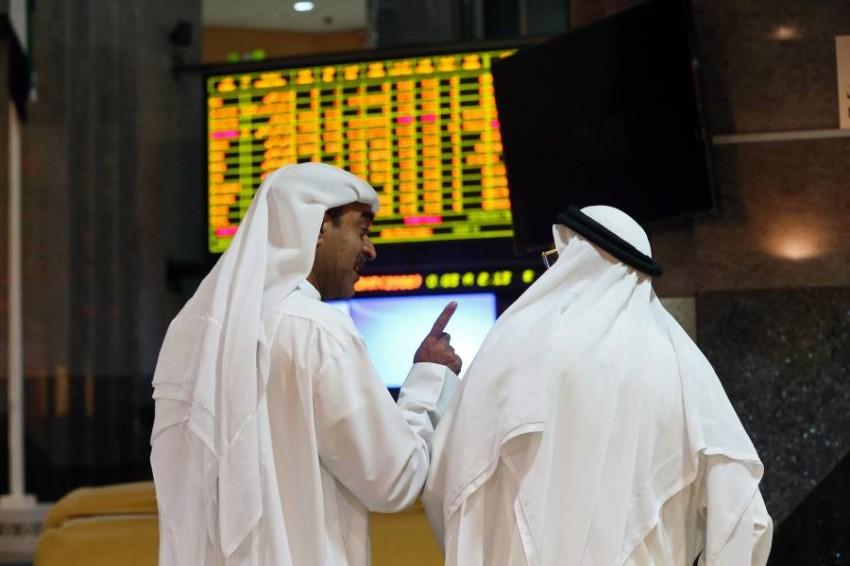 سوق أبوظبي المالي. (أرشيفية)