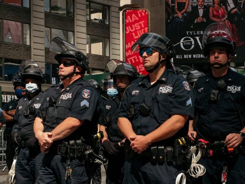 شرطة نيويورك. (أرشيف ـ غيتي)