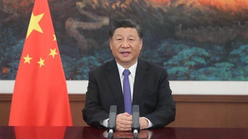 الرئيس الصيني شي جين بينغ.
