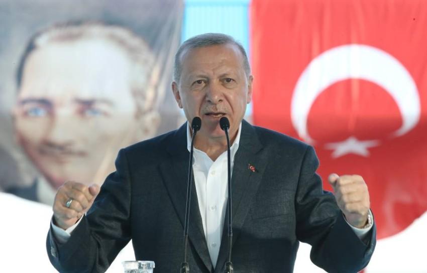 قالت التايم إن جميع تحركات أردوغان تعكس ساسة الإمبراطورية العثمانية - رويترز