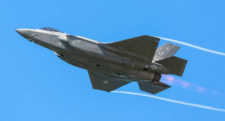 صفقة F-35 للإمارات اقتربت وإسرائيل لن تتمكن من منعها - الرؤية