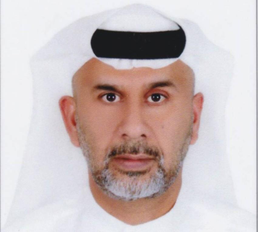 أحمد عمران القبيسي. (من المصدر)