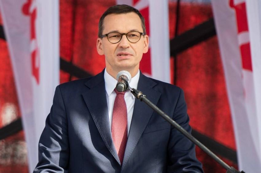 رئيس الوزراء البولندي ماتيوز موراويكي - أ ف ب