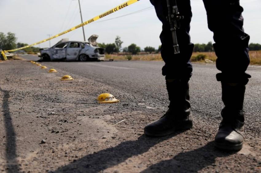 عُثر على جثة الصحفي في منطقة جبلية بشرق البلاد. (أرشيف ـ رويترز)