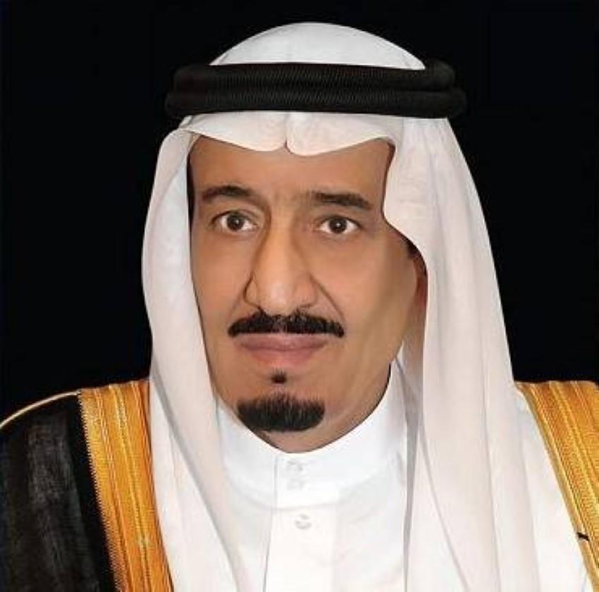 خادم الحرمين الشريفين الملك سلمان بن عبدالعزيز آل سعود. (واس)