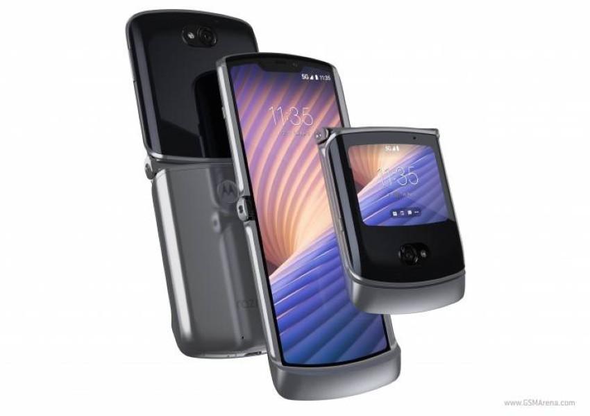 Motorola Razr 5G Gray