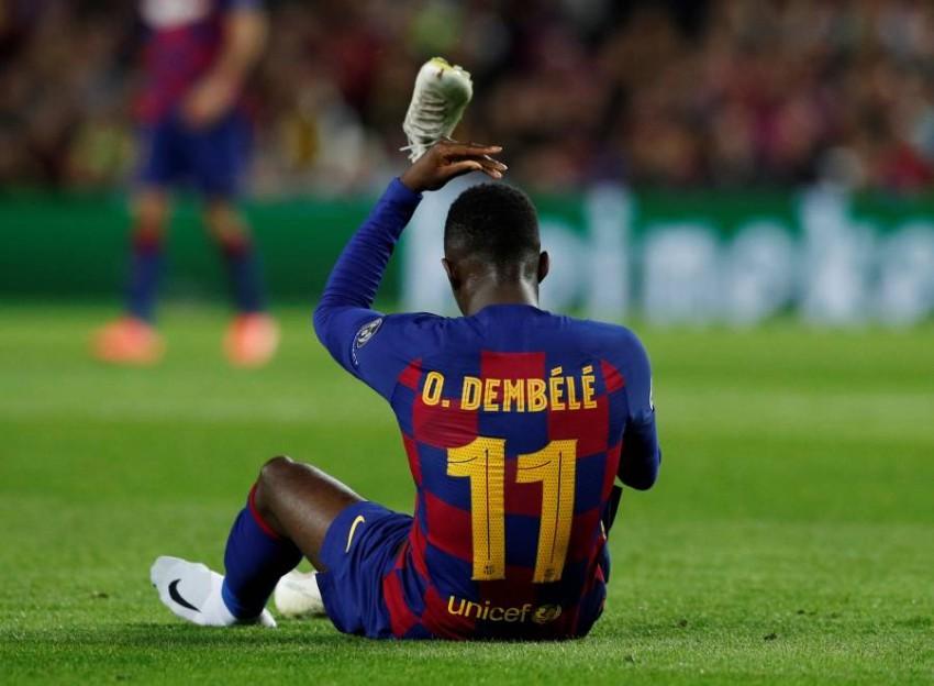 هل يكون الموسم الرابع بداية تألق ديمبلي مع برشلونة؟ - أخبار صحيفة الرؤية
