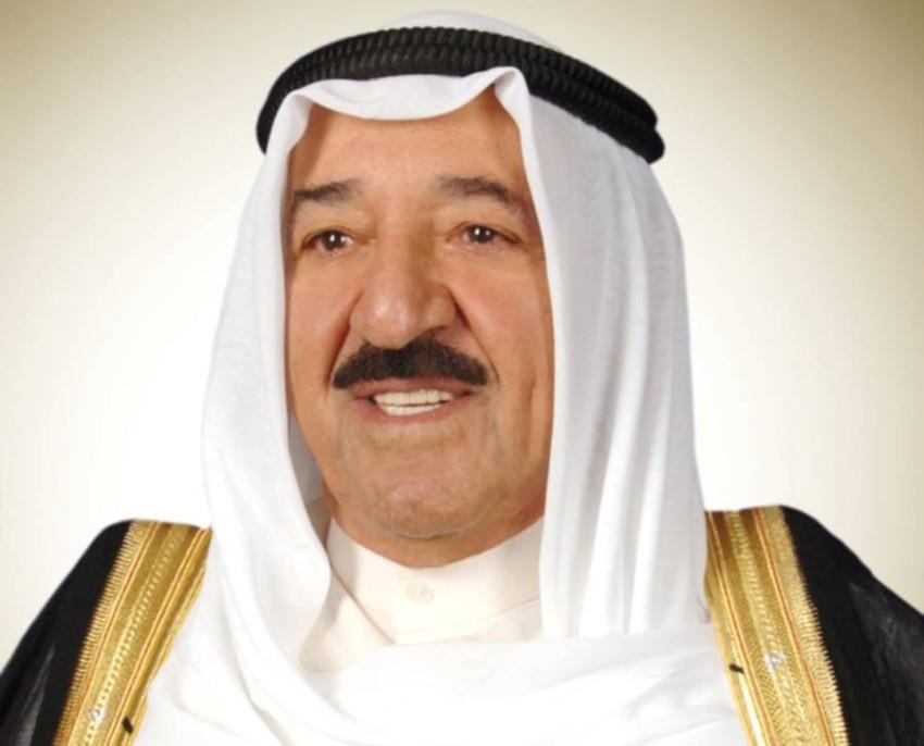 الشيخ صباح الأحمد الجابر الصباح أمير دولة الكويت. (وام)
